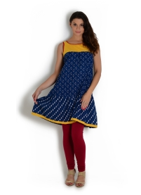 Blue Kurta at Rs.629